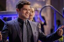 "Supergirl -- ""Crossfire"" -- Image SPG205a_0248 -- Pictured: Jeremy Jordan as Winn Schott - Photo: Robert Falconer /The CW -- © 2016 The CW Network, LLC. All Rights Reserved"