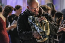 """Supergirl -- """"Crossfire"""" -- Image SPG205a_0286 -- Pictured: - Photo: Robert Falconer /The CW -- © 2016 The CW Network, LLC. All Rights Reserved"""