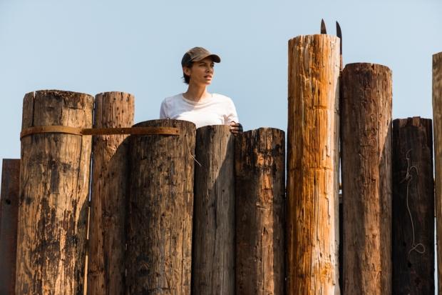 Lauren Cohan as Maggie Greene- The Walking Dead _ Season 7, Episode 8 - Photo Credit: Gene Page/AMC