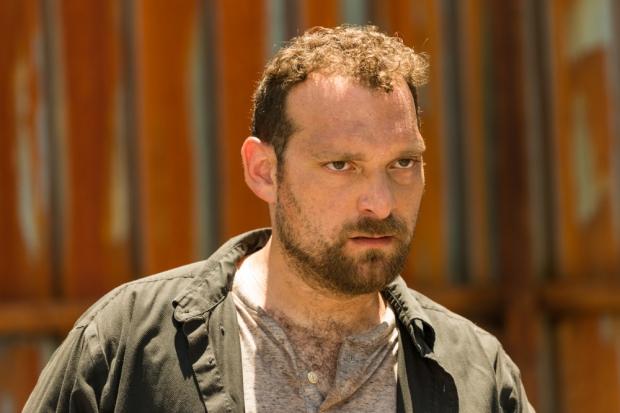 Martinez as David- The Walking Dead _ Season 7, Episode 8 - Photo Credit: Gene Page/AMC