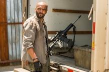 Mike Seal as Gary- The Walking Dead _ Season 7, Episode 8 - Photo Credit: Gene Page/AMC