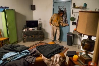 Norman Reedus as Daryl Dixon- The Walking Dead _ Season 7, Episode 8 - Photo Credit: Gene Page/AMC