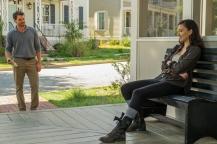 Christian Serratos as Rosita Espinosa, Austin Nichols as Spencer Monroe- The Walking Dead _ Season 7, Episode 8 - Photo Credit: Gene Page/AMC