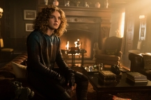 GOTHAM: Camren Bicondova in the ÒMad City: Smile Like You Mean ItÓ episode of GOTHAM airing Monday, Jan. 23 (8:00-9:01 PM ET/PT) on FOX. Cr: Jessica Miglio/FOX.