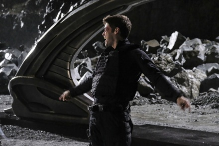 """Supergirl -- """"Supergirl Lives"""" -- Image SPG209a_0279.jpg -- Pictured: Jeremy Jordan as Winn Schott -- Photo: Robert Falconer/The CW -- © 2017 The CW Network, LLC. All Rights Reserved"""