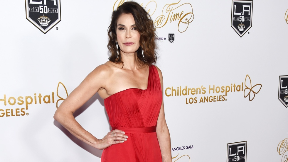 "LOS ANGELES, CA - OCTOBER 15:  Actress Teri Hatcher arrives at the 2016 Children's Hospital Los Angeles ""Once Upon a Time"" Gala at the L.A. Live Event Deck on October 15, 2016 in Los Angeles, California.  (Photo by Amanda Edwards/WireImage)"