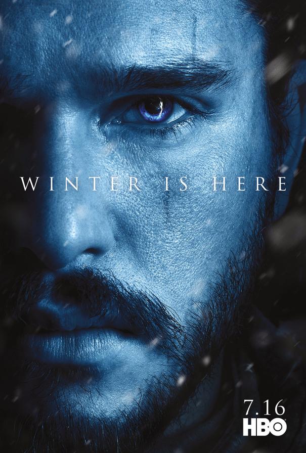 Game Of Thrones Season 7 Character Posters We Geek Girls