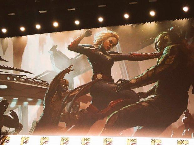 Captain Marvel_Skrulls