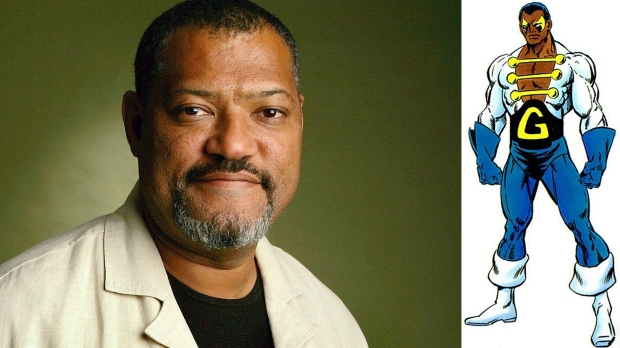 Laurence Fishburne_Bill Foster