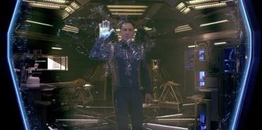 STAR TREK: DISCOVERY Season 1 Pictured: Jason Isaacs as Captain Gabriel Lorca