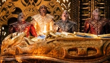 STAR TREK: DISCOVERY 2017 Pictured: Klingons