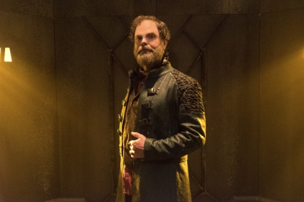 Pictured: Rainn Wilson as Harry Mudd. STAR TREK: DISCOVERY coming to CBS All Access. Photo Cr: Michael Gibson. © 2017 CBS Interactive. All Rights Reserved.
